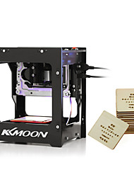 KKmoon DK-8-KZ 1000mW High Speed Mini USB Laser Engraver Carver Automatic DIY Print Engraving Carving Machine Off-line Operation