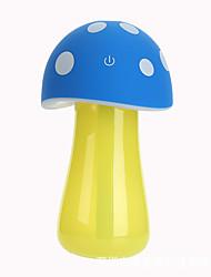 Humidificateur de lampe à champignon usb mjq-8023 avec commutateur tactile