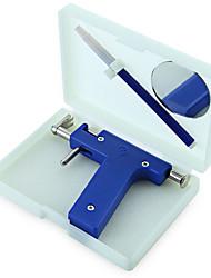 Traje de armação de ouvido perfurado de plástico
