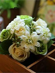 Fleurs de mariage Cérémonie de mariage Fiançailles Fête de la mariée 21 cm