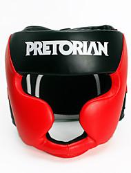 Material para Cabeça para Taekwondo Boxe Infantil Protecção Esportes PU (Poliuretano)