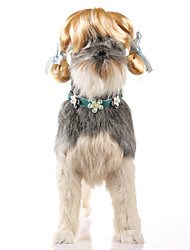 Cat Dog Fashion Wig for  Party  Birthday Holiday Cosplay Halloween Christmas