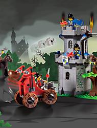 Sets zum Selbermachen Bausteine Für Geschenk Bausteine Freizeit Hobbys Krieger ABS 5 bis 7 Jahre 8 bis 13 Jahre 14 Jahre & mehr Spielzeuge