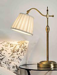 40 Antique Lampe de Table , Fonctionnalité pour Décorative , avec Plaqué Utilisation Interrupteur ON/OFF Interrupteur