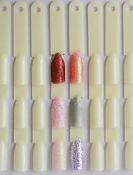 pontas das unhas Unhas Postiças Designs para Unhas de Salão maquiagem Cosméticos