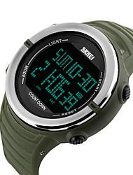 Smart Uhr Wasserdicht Long Standby Sport Multifunktion Stoppuhr Wecker Kalender Duale Zeitzonen Chronograph Other Keine SIM-Kartenslot
