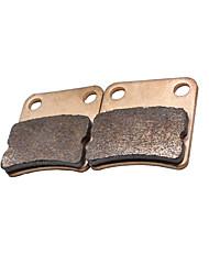 de alto rendimiento de cobre pesado de un pistón de freno hidráulico pad 1210-200cc