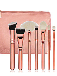 8Makeup Brush Set Blush Brush Eyeshadow Brush Lip Brush Brow Brush Eyelash Brush dyeing Brush Eyelash Brush Concealer Brush Fan Brush