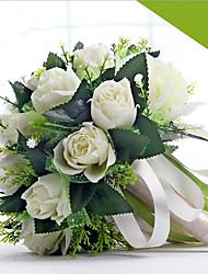 Свадебные цветы Свадебное белье Обручение Подарок 27 см