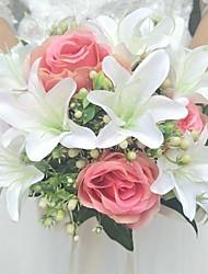 Fleurs de mariage Bouquets Cérémonie de mariage Env.28cm