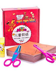 Kit de Bricolaje Cuadrado Papel 6 años de edad en adelante 3-6 años de edad