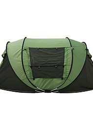 3-4 persons Tent Double Automatic Tent One Room Camping TentCamping Traveling