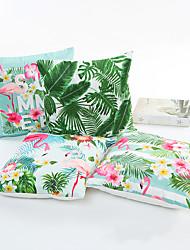 1 pcs  45*45cm Flamingo  Pillow Case