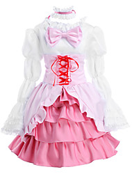 Episode5 End of the Golden Witch Furudo Erika Vestido Lolita Cosplay
