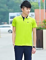 Women's Unisex Hiking T-shirt Breathable Tracksuit for Fishing Golf Summer L XL XXL XXXL XXXXL