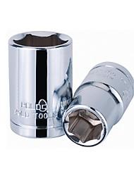 Hongyuan /Hold-1/2 9Mm Mirror Chrome Vanadium Steel Sleeve 9Mm/100 Branch