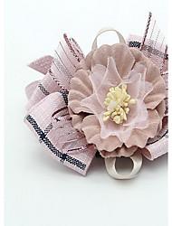 Ошейники Компоненты для самостоятельного изготовления Складной Регулируется Цветы Кружево Ткань