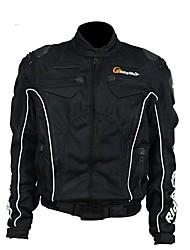 Jacket Nylon Tactel All Season Protective Motorcycle Kidney Belts