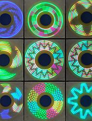 Toupies Fidget Spinner à main Toupies Jouets Jouets Ring Spinner Métal EDCSoulagement de stress et l'anxiété Focus Toy Jouets de bureau
