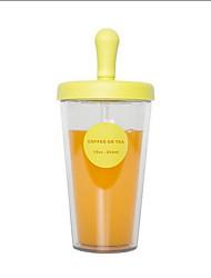 Casual/Diario Vacaciones Artículos para Bebida, 420 Plástico Té Jugo Vaso