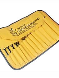 Hongyuan / держать 12 комплектов оксфордского гаечного ключа с двумя ключами 12шт