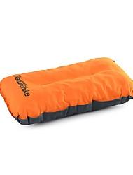1pç Travesseiro de Viagem Travesseiros de Acampamento paraLaranja Verde Azul