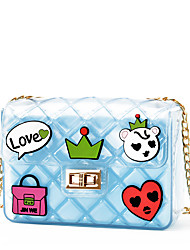 Women Shoulder Bag PVC All SeasonsWedding Birthday Event/Party Business Casual Stage Formal Office & Career School Beach Party & Evening