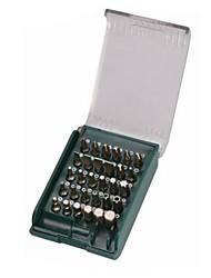Sata 30 conjuntos de série rotativa manual de série 6.3mm set / 1 set