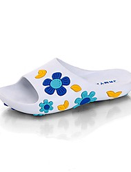 Women's Slippers & Flip-Flops Summer Fall Slingback Comfort Novelty Crib Shoes Light Soles PVC Outdoor Dress Casual Walking Low Heel