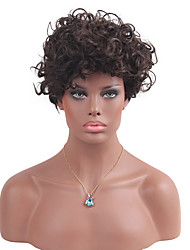 Prevailing  Short Curly Hair  Hair Synthetic Wig Suitable For All Kinds Of People