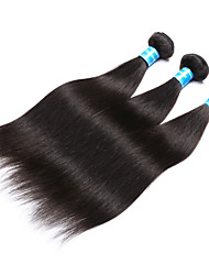 Vinsteen Malaysian Human Hair Straight 3 Bundles 300g Human Hair Wefts Soft Smooth Hair Extensions Curly Human Hair Weave Cheap Human Hair Bundles