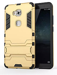 Full Range Iron Man Armor 2 - In - One - Bracket TPU Shield Protective Sleeve for Huawei Series