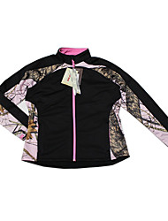 Women's Long Sleeve Tops Wearproof Breathability Hunting