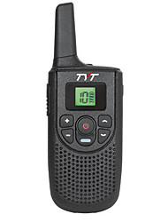 Tyt th-258 portátil 2.5w pequeños pequeños mini canales cargables mini regalos 3-5km walkie talkie de dos vías de radio para niños