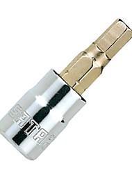 Sata 6,3 mm série six angle tournevis manchon 3 mm / 1