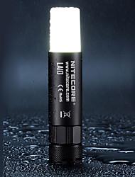 LA10 Lampes Torches LED LED 135 Lumens 3 Mode Cree Mini Rechargeable Rotation 360° Taille Compacte Intensité Réglable pour