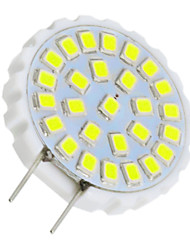1.5W Luminárias de LED  Duplo-Pin T 27 SMD 2835 100-150 lm Branco Quente Branco Frio V 1 pç