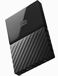 WD WDBYFT0040BBK-CESN  4TB 2.5 Inch Black External Hard Drive USB3.0
