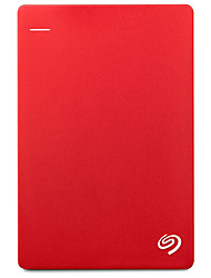 Seagate  Red STDR2000303 2T 2.5 Inch USB3.0 Mobile Hard Drive Silk