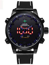 Men's Teen Sport Watch Military Watch Dress Watch Fashion Watch Wrist watch Bracelet Watch Unique Creative Watch Casual Watch Digital