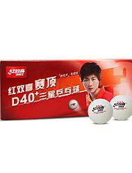 1 Pças. 3 Estrelas 4 Ping Pang/Bola de Ténis de Mesa