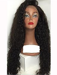 100% Human Vigin Hair Full Lace Wigs Peruvian Water Wave Full Lace Human Hair Wigs Glueless Human Hair Lace Front Wigs For Black Women