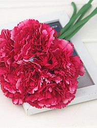 1 Branch Japanese Carnation Artificial Flowers