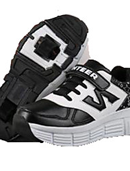 Kinder Unisex Skate SchuheSchwarz/Rosa