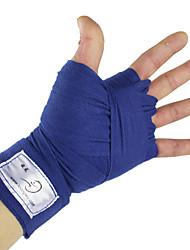 Faixa para as Mãos para Boxe Muay Thai Sanda Karatê Arte Marcial Unissex Ajustável Respirável Protecção Apoio conjunto Algodão 2 / caixa