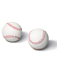 Win.max 1 pièce nouvelle boule de base blanche Balle de formation pratique de baseball de ballon de 9 pouces