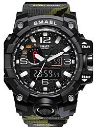 Для пары ПодросткиСпортивные часы Армейские часы Модные часы Наручные часы Часы-браслет Уникальный творческий часы Повседневные часы