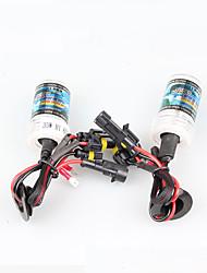 2pcs 35w xenon light h1 voiture auto phare lumière 3000k xenon remplacement kit tête lumière phare dc12v