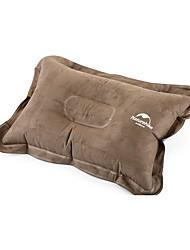 1pç Travesseiro de Viagem Travesseiros de Acampamento paraLaranja Marron Azul