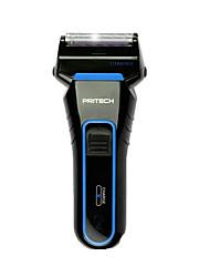 Manual / Elétrico / Barbeadora de Chapa / Acessórios de barbearBarbeação Molhada/Seca / Aparadores Pop-Up / Baixo Ruido / Carregamento